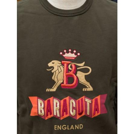 Baracuta Logo Sweatshirt