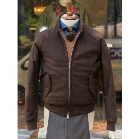 Baracuta G9 Melton Harrington Jacket