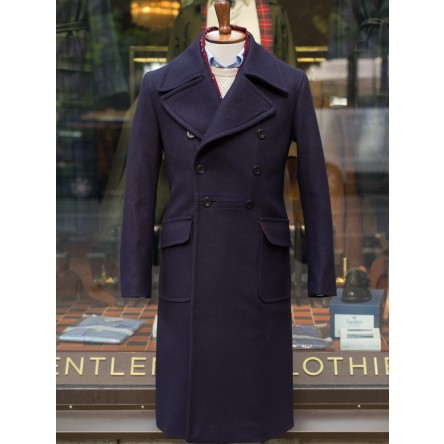Chrysalis Patch Pocket Greatcoat