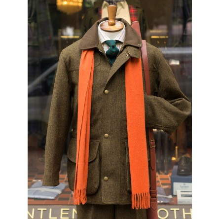 Chrysalis Chepstow Rustic HB Tweed Shooting Coat