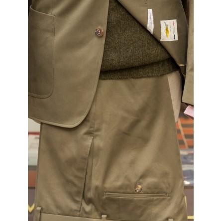 Bladen Harpley Cotton Drill Trouser