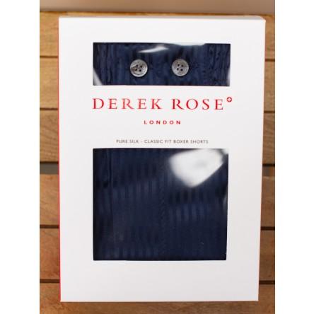 Derek Rose Classic Fit Silk Boxer Shorts