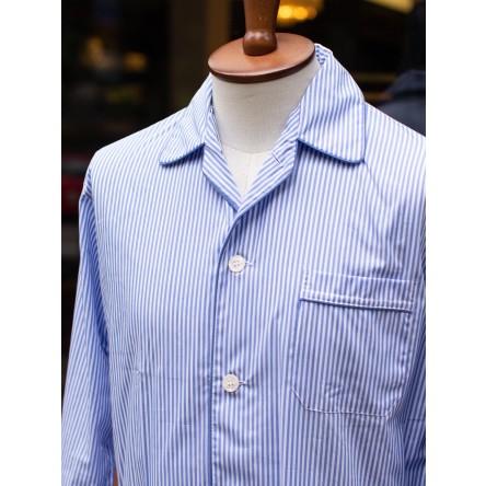 Derek Rose Piped Cotton Poplin Pyjamas