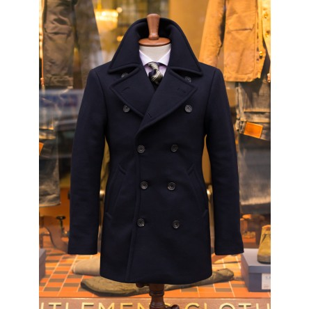 Private White V.C. X Permanent Style Bridge Coat
