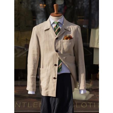 Private White V.C. Casual Linen Shacket