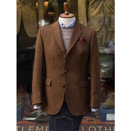 Bladen Gunton Norfolk Shetland Tweed Jacket