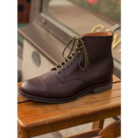 Sanders Military Collection Cap Derby Boots