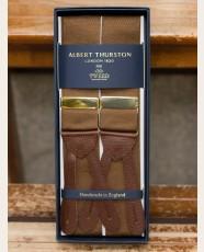 Albert Thurston Plain Barathea Braces Natal