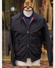 Baracuta G9 Harrington Dark Navy 48