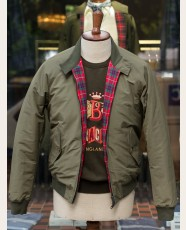 Baracuta G9 Thermal Harrington Army Green