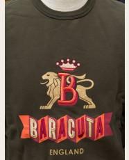 Baracuta Logo Sweattop