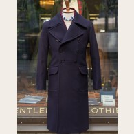 Chrysalis Churchill Navy Greatcoat 46