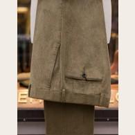 Bladen Harpley Loden Needlecord Trousers -32