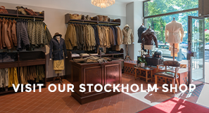 Tweed shop stockholm
